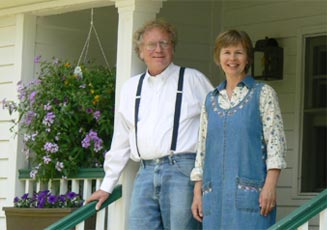 the innkeepers at Crystal River Inn